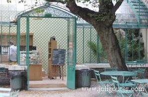 Le th dans le jardin au mus e de la vie romantique - Jardin du musee de la vie romantique ...