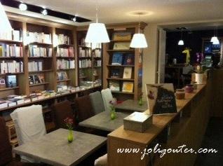 L 39 heure des mamans une librairie salon de th la sauce - Salon de the librairie ...