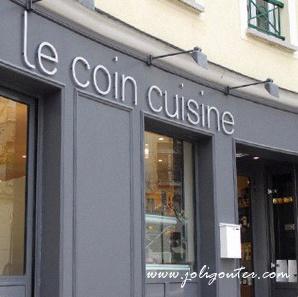 Le Coin Cuisine Restaurant Traiteur Et Salon De The Au Plessis