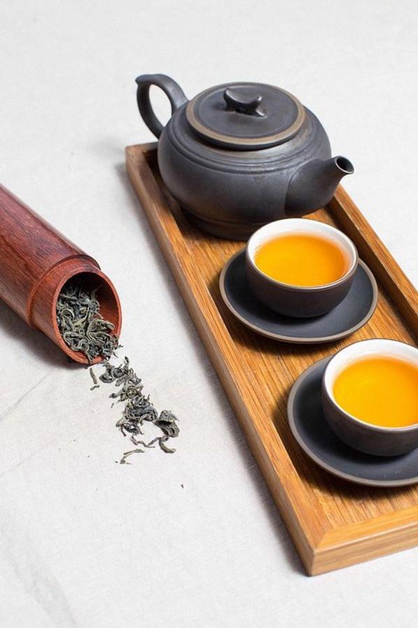 thé bio