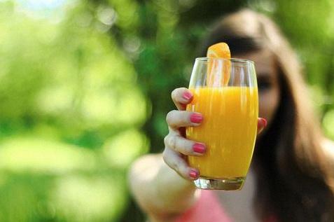 recette jus de fruits et légumes frais bonne mine