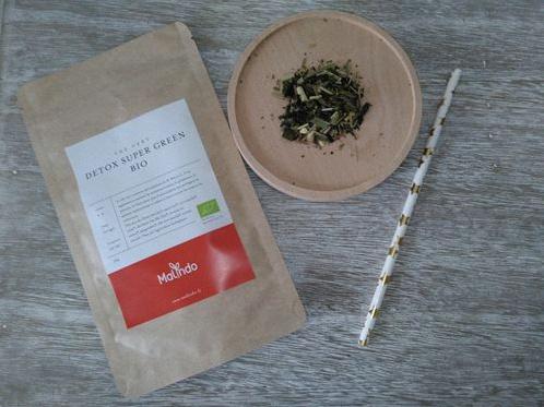 thé vert bio malindo