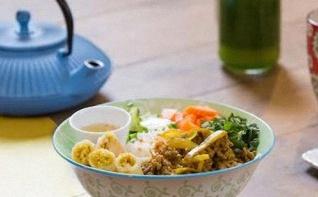 Holy Bol : jolis bols de cuisine thaï et pâtisserie française
