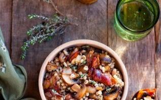 Joli livre : La cuisine bio du quotidien de Marie Chioca