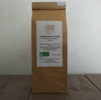thé paradis fruité de chine thé vert mandarine-verveine thé vert bio