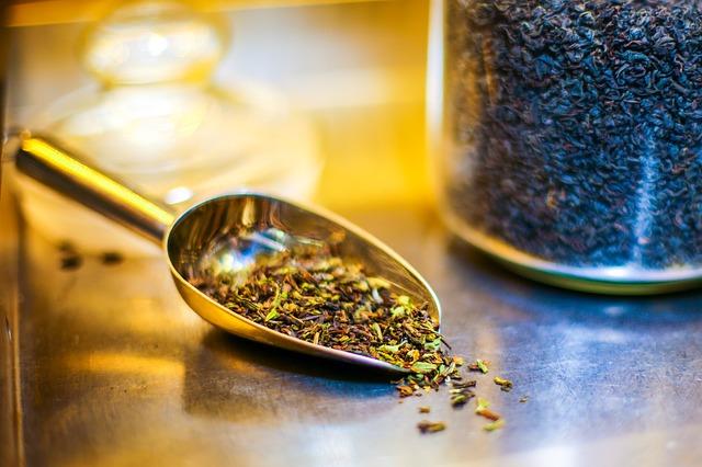 histoire du thé angleterre